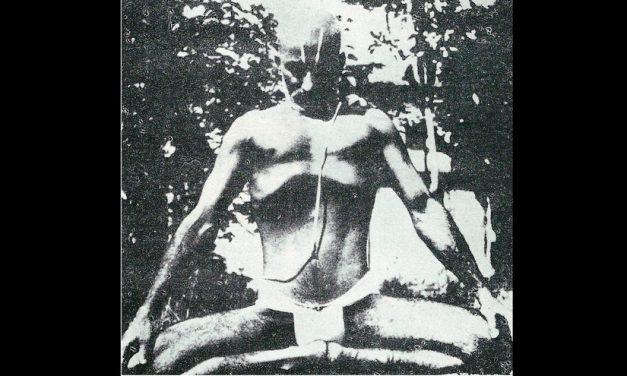 Krishnamacharya – The Forgotten Hatha Yogi