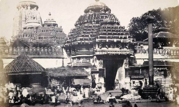 Rare Photos of Jagannatha Puri from the 1800's and 1900's